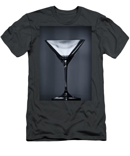 Martini Men's T-Shirt (Slim Fit) by Margie Hurwich