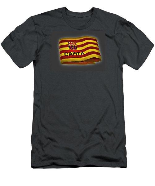 Men's T-Shirt (Slim Fit) featuring the photograph Mas Que Un Capitan ... by Juergen Weiss