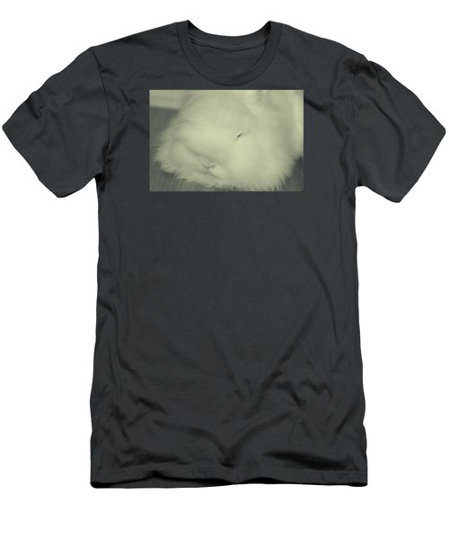 Men's T-Shirt (Slim Fit) featuring the photograph Mashy Potato by The Art Of Marilyn Ridoutt-Greene