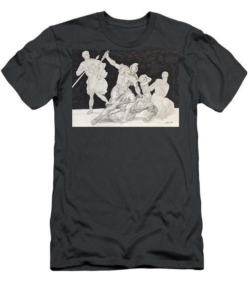 Masterstudy Men's T-Shirt (Athletic Fit)