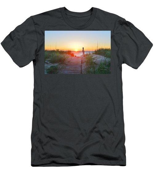 May 26, 2017 Sunrise Men's T-Shirt (Athletic Fit)