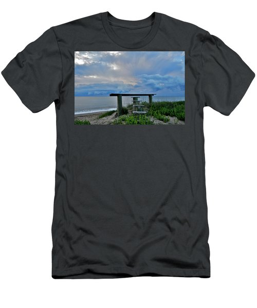 May 7th Sunrise Men's T-Shirt (Athletic Fit)