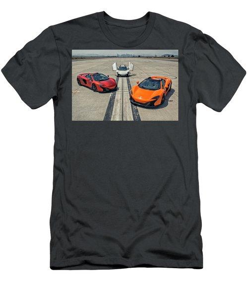 #mclaren #650s #party Men's T-Shirt (Athletic Fit)