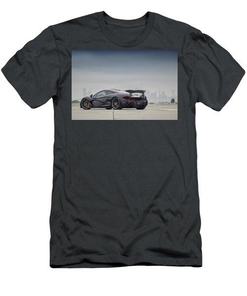 #mclaren Mso #p1 Men's T-Shirt (Athletic Fit)