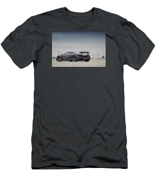#mclaren Mso #p1 Men's T-Shirt (Athletic Fit)