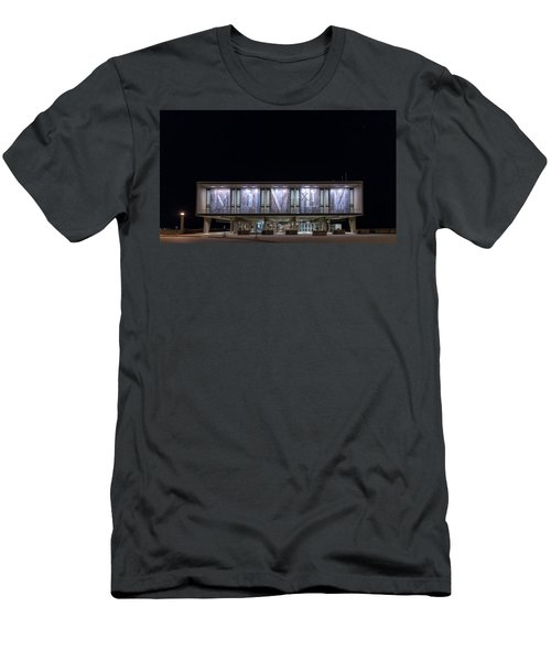 Men's T-Shirt (Slim Fit) featuring the photograph Mcmxliviii by Randy Scherkenbach