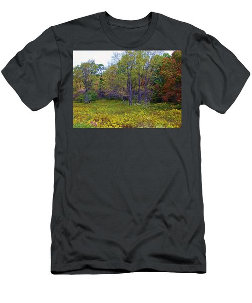 Meadow Of Gold Men's T-Shirt (Athletic Fit)