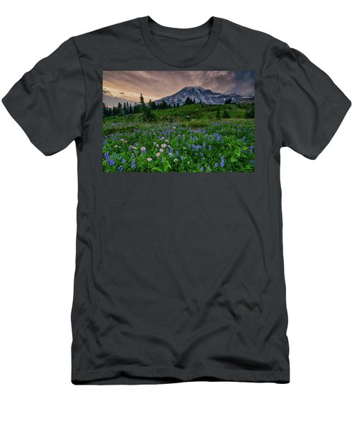 Meadows Of Heaven Men's T-Shirt (Athletic Fit)