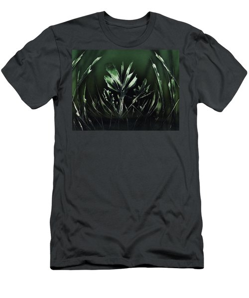 Mean Green Men's T-Shirt (Athletic Fit)