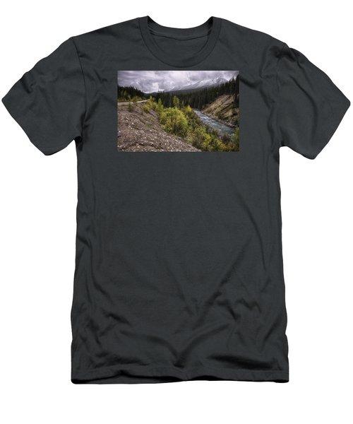 Medicine Delta Men's T-Shirt (Slim Fit) by John Gilbert
