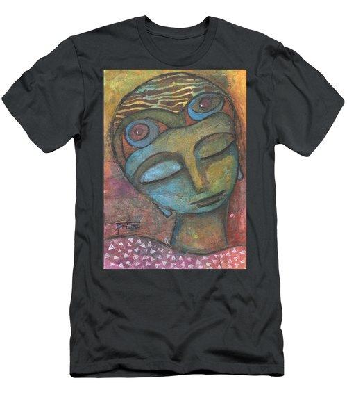 Meditative Awareness Men's T-Shirt (Athletic Fit)