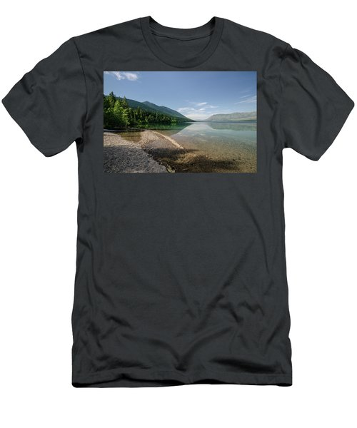 Men's T-Shirt (Athletic Fit) featuring the photograph Meditative Mood by Margaret Pitcher