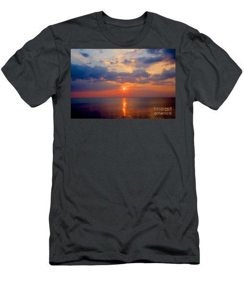 Men's T-Shirt (Slim Fit) featuring the photograph Medium Rare by Robert Pearson