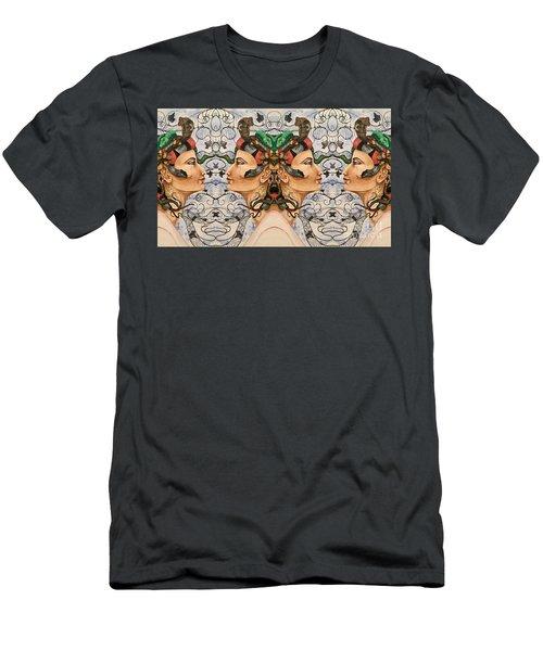Medusa 4 Men's T-Shirt (Athletic Fit)