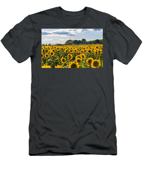 Mellow Yellows Men's T-Shirt (Athletic Fit)