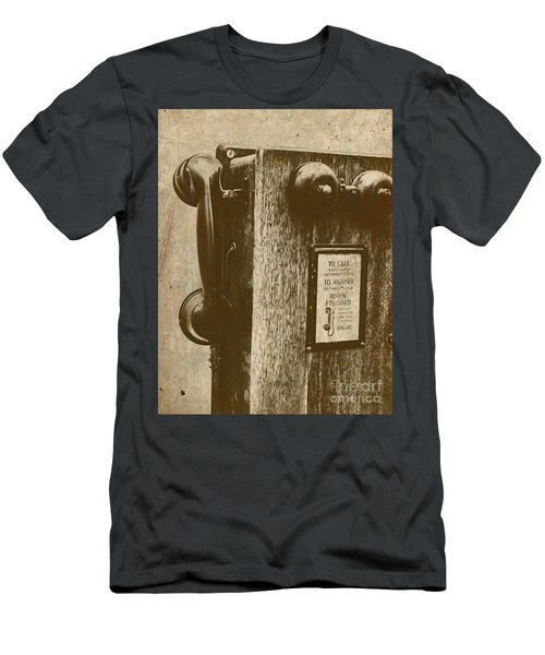 Memories In Recall Men's T-Shirt (Athletic Fit)