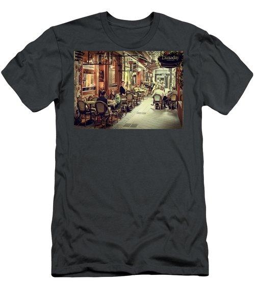 Memory Lane Arcanum Edition Men's T-Shirt (Athletic Fit)