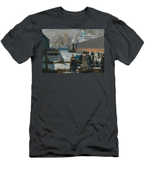 Men Of The Docks Men's T-Shirt (Athletic Fit)