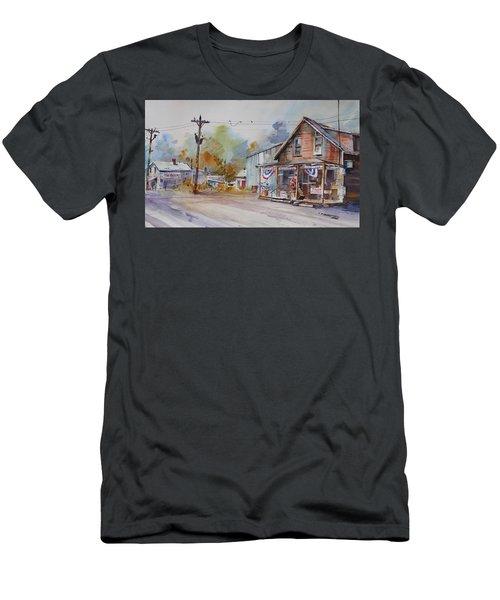 Menemsha Men's T-Shirt (Athletic Fit)