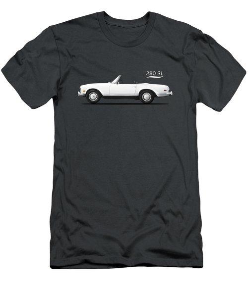 Mercedes 280 Sl Men's T-Shirt (Athletic Fit)