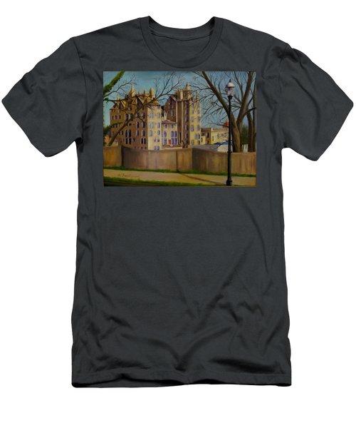 Mercer Museum Men's T-Shirt (Slim Fit) by Oz Freedgood