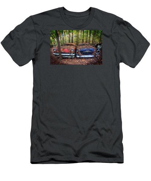 Mercury X Two Men's T-Shirt (Athletic Fit)