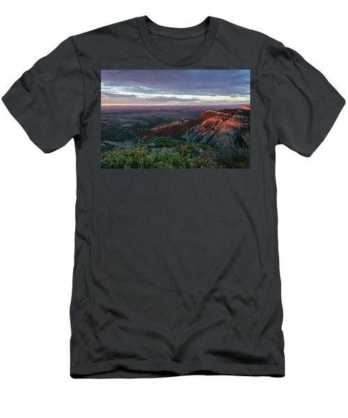 Mesa Verde Soft Light Men's T-Shirt (Athletic Fit)