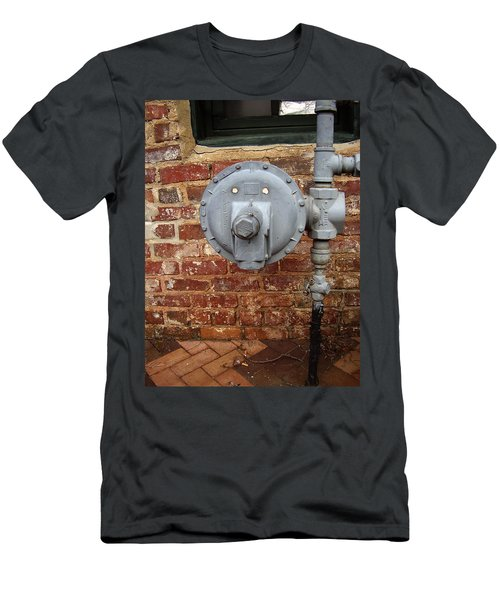Meter In Athens Ga Men's T-Shirt (Athletic Fit)