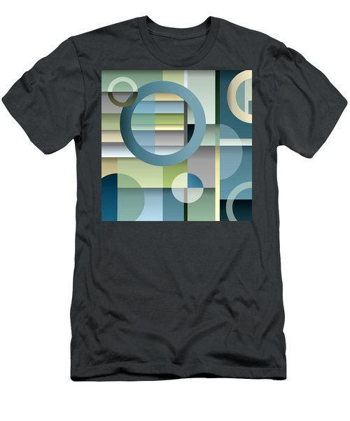 Metro Men's T-Shirt (Slim Fit) by Tara Hutton