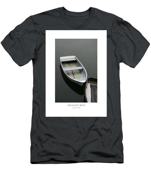 Mevagissy Boat Men's T-Shirt (Athletic Fit)