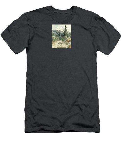 Mexico Men's T-Shirt (Athletic Fit)