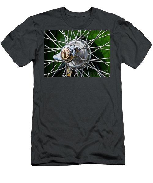 Mg Hub Men's T-Shirt (Slim Fit)