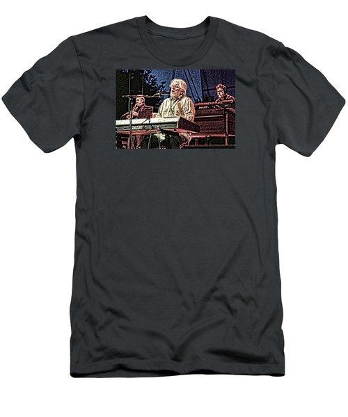 Michael Mcdonald And Band Men's T-Shirt (Athletic Fit)