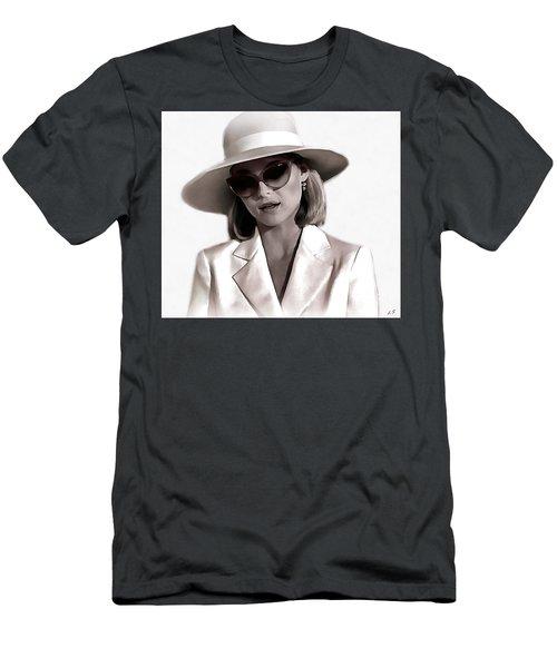 Michelle Pfeiffer Men's T-Shirt (Athletic Fit)