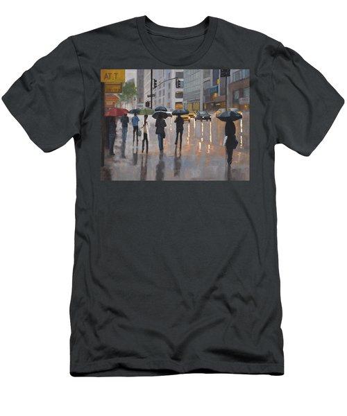Mid Town Men's T-Shirt (Athletic Fit)