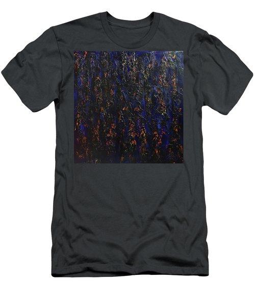 Midnight Dream Men's T-Shirt (Athletic Fit)