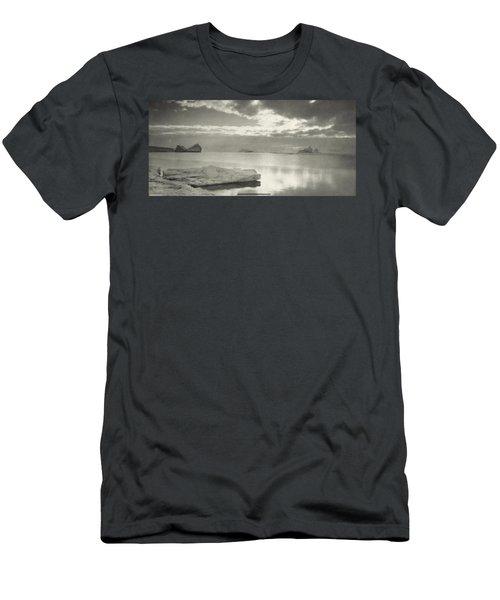 Midnight Men's T-Shirt (Athletic Fit)