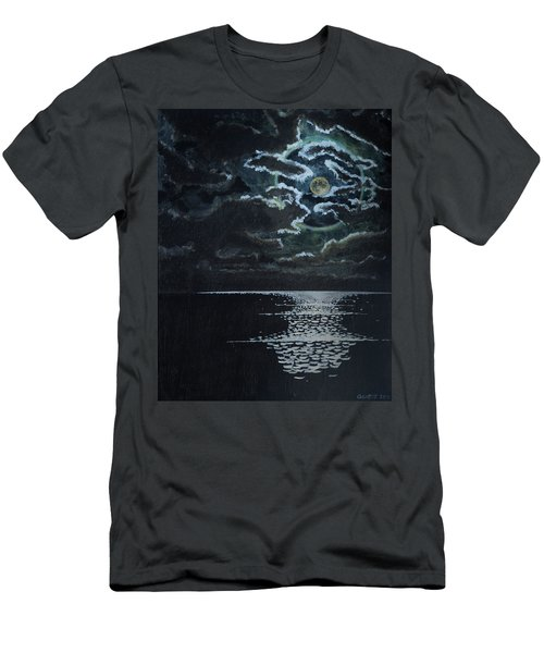 Midnight Passage Men's T-Shirt (Athletic Fit)