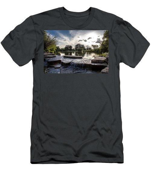 Midwest Sunset Men's T-Shirt (Athletic Fit)