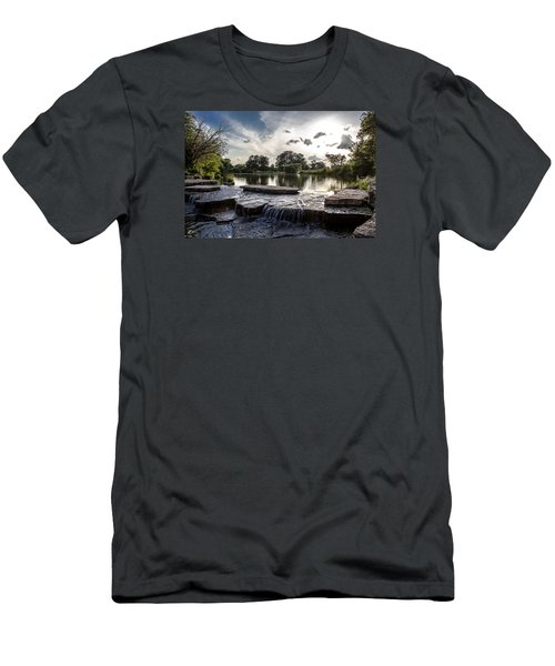 Midwest Sunset Men's T-Shirt (Athletic Fit)
