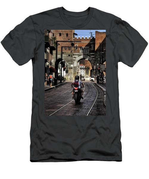 Milano Men's T-Shirt (Athletic Fit)