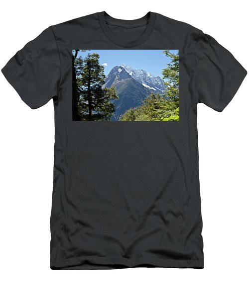 Milford Sound, New Zealand Men's T-Shirt (Athletic Fit)