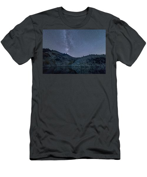 Milky Way At The Enchantments Men's T-Shirt (Athletic Fit)