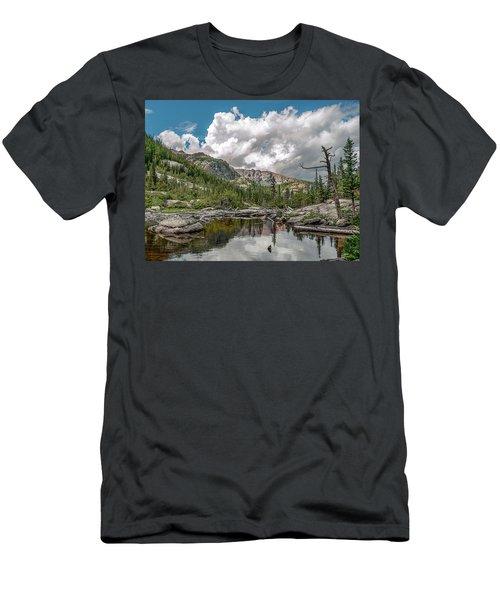 Mills Lake 5 Men's T-Shirt (Athletic Fit)