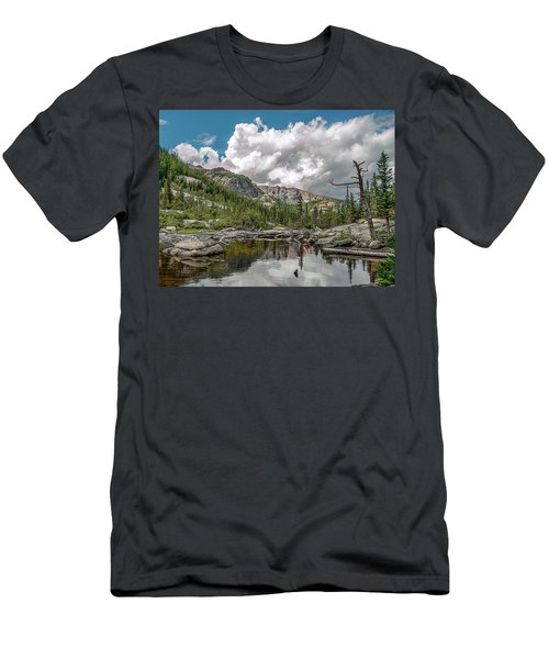 Mills Lake 5 Men's T-Shirt (Athletic Fit)