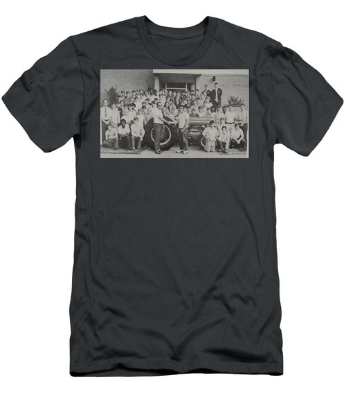 Mineola 0287 Men's T-Shirt (Athletic Fit)