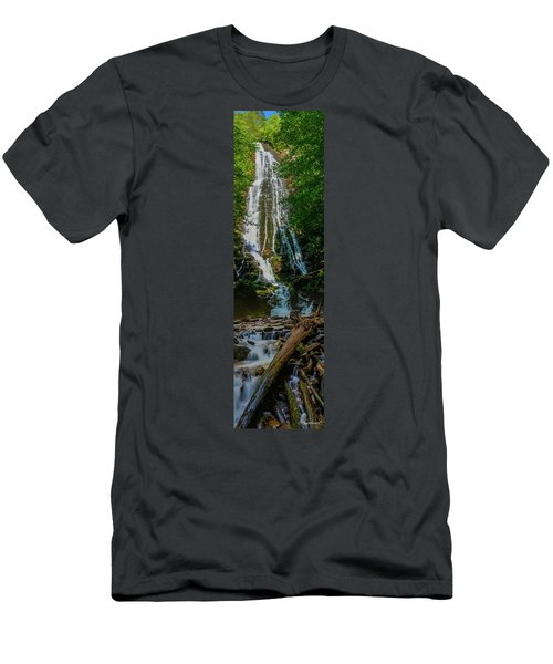 Mingo Falls Men's T-Shirt (Athletic Fit)
