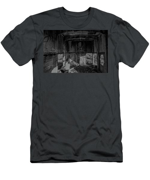 Mini Urbex Men's T-Shirt (Athletic Fit)