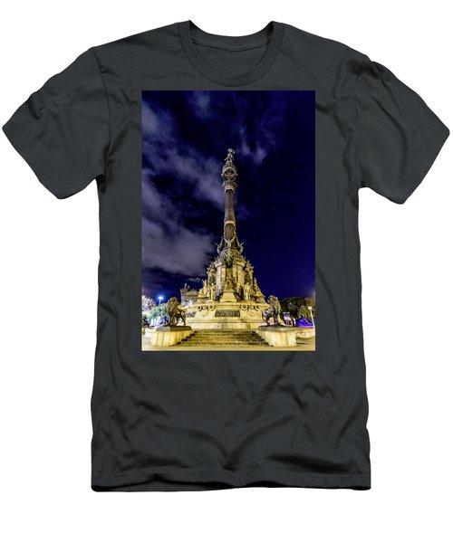 Mirador De Colom Men's T-Shirt (Athletic Fit)