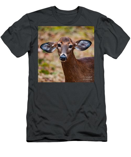 Miss Deer 1 Men's T-Shirt (Athletic Fit)